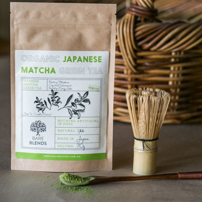 Matcha, Wisk & Spoon