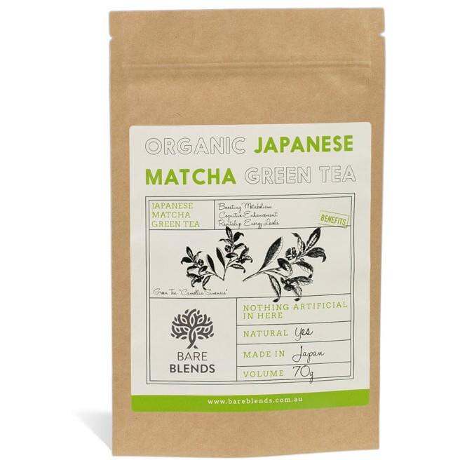 Organic Japanese Matcha Green Tea