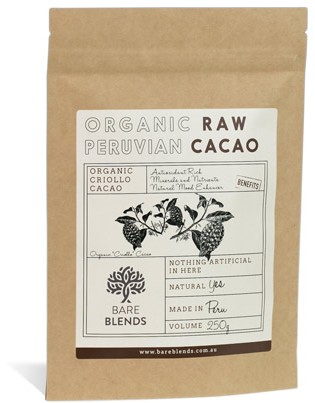 Organic Raw Cacao Powder - Peruvian Superfood