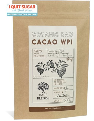 Organic Dark Cacao Native WPI