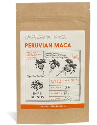 Organic Raw Peruvian Maca Powder