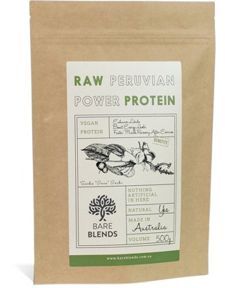 Raw Peruvian Power Protein - Vegan Protein